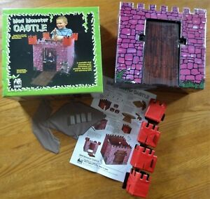 MAD MONSTER CASTLE Figures Toy Company MEGO replica playset reproduction retro