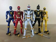 Power Rangers Legacy Dino Thunder 6.5 Inch Action Figure Lot Collection