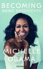 Becoming Von Michelle Obama Goldmann Verlag