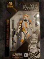 Star Wars Black Series Archive Clone Commander Cody 50 Lucasfilm Ltd Hasbro
