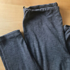 UNIQLO Kids Heattech Grey Leggings Base Layer 9-10yrs