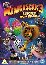 Madagascar 3 - Europe's Most Wanted (DVD, 2013) Brand new and sealed