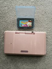 Nintendo DS With Hello Kitty Game Bundle