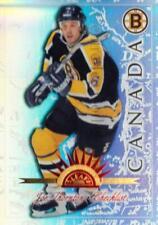 1997-98 Leaf International Universal Ice #41 Joe Thornton, Checklist
