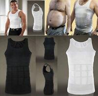 FAJAS Men Body Slimming Tummy Shaper Belly Underwear Shapewear Waist Girdle Vest