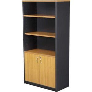 Half office Cupboard / bookshelf