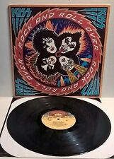 Kiss ‎– Rock And Roll Over vinyl LP 1976 w insert sleeve Ace Frehley NBLP 7037