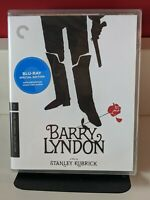 (Blu-ray) BARRY LYNDON (2017, Criterion Special Edition) Stanley Kubrick