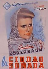 DIE GOLDENE STADT (1942) * with switchable English and Spanish subtitles *