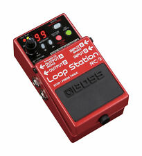 Boss RC-3 Loop Station Pedal, Up to 3 Hours of Playback, 99 onboard memories
