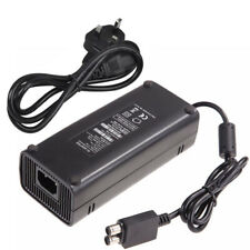 UK Plug Mains Brick For Xbox 360 Slim Power Supply Adapter Charger Lead 135W 12V