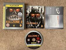 Killzone 2 - Playstation 3 PS3 UK PAL