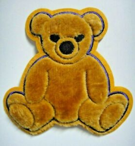 Firefly / Serenity Movie Kaylee's 6.5 inch Bear Embroidered Flocked Patch -new