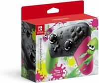 Nintendo Switch Pro Controller - Splatoon 2 Edition [Discontinued] by Nintendo