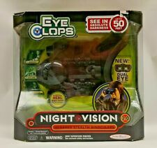 Jakks Pacific Eye Clops Night Vision 2.0 Goggles Stealth Infrared NEW in box