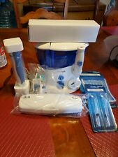 Waterpik WP-900 Ultra Water Flosser and Electric Toothbrush Complete Care