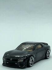 Hot Wheels '95 Mazda RX-7 Black 2021 - Unpackaged