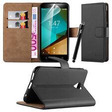 Wallet Flip Book Stand View Case Cover for Various Google Mobile PHONES Black Google Pixel XL