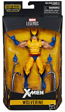 Marvel Legends Wolverine X-Men Wave 3 with Apocalypse BAF Piece Pre-Order XMEN