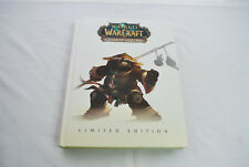 World of Warcraft Mists of Pandaria Limited Edition Hardcover Strategy Guide