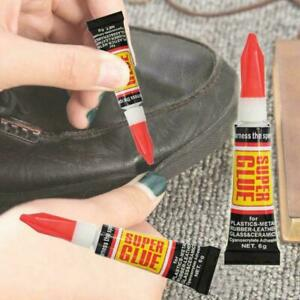Super Glue Instant Quick-drying Cyanoacrylate Adhesive Strong Bond Fast Q2B7