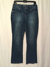 Maurices Curvy Fit Boot Cut Jeans Women's Size 5/6