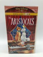 Walt Disney Collection - The Aristocats - VHS PAL Video - Free Postage