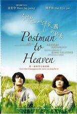 Postman to Heaven Korean Movie Dvd with good English Subtitles