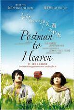 Postman to Heaven Korean Movie Dvd with good English Subtitles