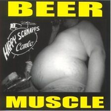 The Happy Schnapps Combo Beer Muscle 12 track 1999 CD NEW!