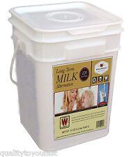 Wise 120 serving Milk Bucket  *Emergency Survival  *Food Storage up to 25 years