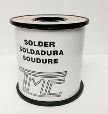 "TMC Solder 60/40 .031"", 0.8mm Solder Wire .22LB  24-6040-0031 MADE IN TAIWAN"