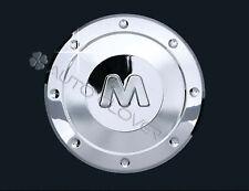 Chrome Fuel Gas Cap Cover Emblem For 07 08 09 Chevy Matiz
