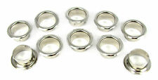 10-pack 7/8-inch Nickel Grommets/Candle Cups - Great for Crafts! 32-93-01
