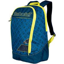 Babolat club classique bleu jaune club line sac à dos pour tennis ou voyage 2017