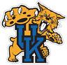 """Kentucky Wildcats NCAA Vinyl Car Bumper Window Sticker Decal 4""""X5"""""""