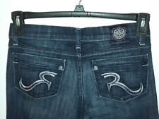 Rock Republic 27 Waist 27 Length Embroidered Jeans