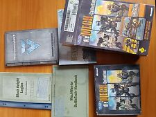 Mechwarrior 4 & Black Knight & Mech Commander 2 = Mech Collection PC Deutsch