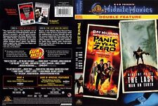 DVD Panic in the Year Zero / The Last Man on Earth (US, MGM, Vincent Price)