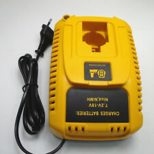 Replace Dewalt Power Tools DW9116&DE911 7.2 v-18v NiCd Ni-MH Battery Charger