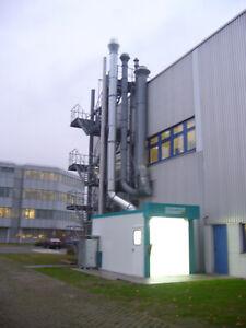 Lackieranlage,Lackierkabine,Lackiercontainer, Container