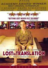 Lost In Translation New Dvd