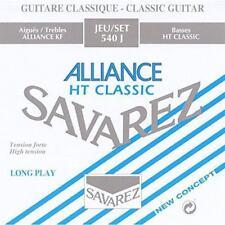 Savarez Strings 540J high tension Nylon Classical Guitar Strings