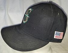 New Era Diamond Collection Seattle Mariners 9/11 Flag RARE Fitted Cap Hat 7 5/8