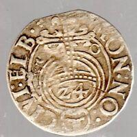3 Pöker Sigismund III. Polen 1622 in sehr schön