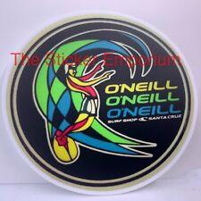 Vtg O'Neill Surf Shop Santa Cruz California ~ Surfer Sticker Surfing