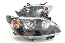 JDM Mazda MPV LW3W 2nd GEN 04-06 HID Headlight Lamps Lights BLACK 1 Pair LH & RH