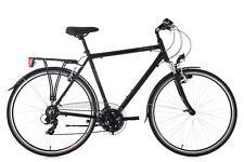 """Trekkingrad Herren 28"""" Canterbury 21 Gang Schwarz RH 58 cm Aluminiumrahmen 171T"""