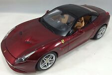Bburago - 18-16902 -Ferrari California T Signature Series Closed Top Scale 1:18
