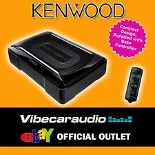 Kenwood KSC-SW11 150 W Compacto Activo Bajo Asiento superficial Sub Woofer Amplificador
